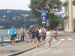 Frotte di turisti a Como per l'agosto 2017: un pienone ovunque