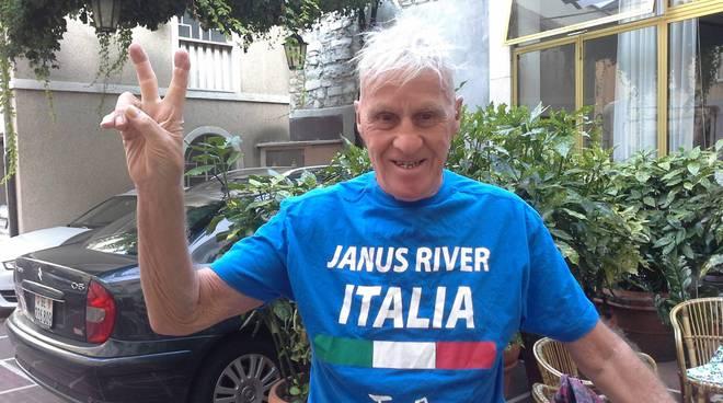janus river giro del mondo in bicicletta