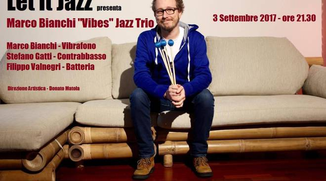 marco bianchi let it jazz