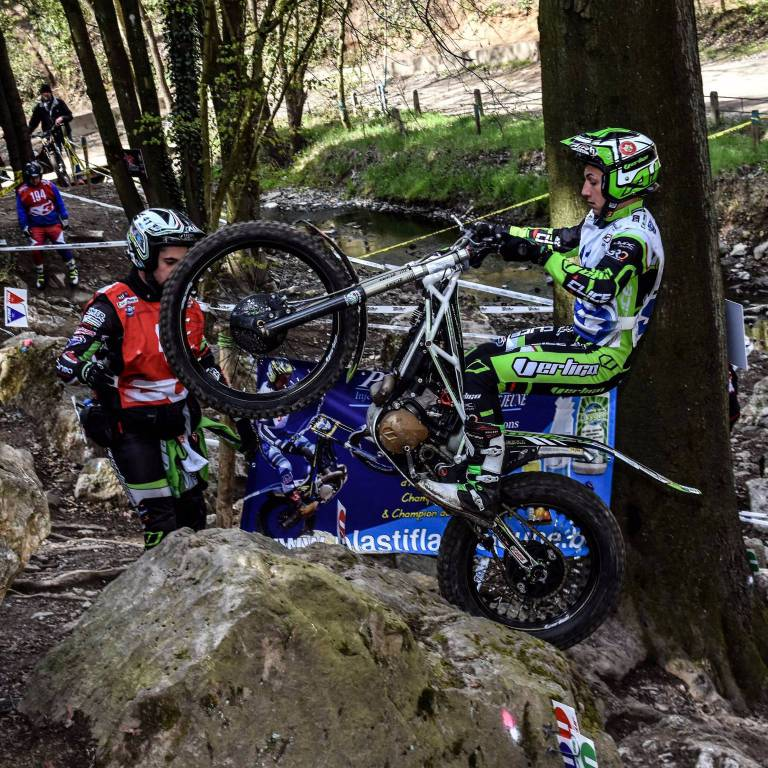 trial europeo