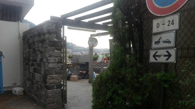 Villa Olmo, si lavora al lido: verso la sua riapertura