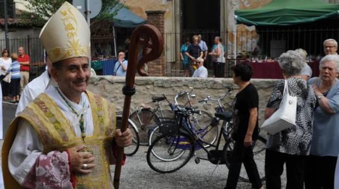 visita vescovo milano