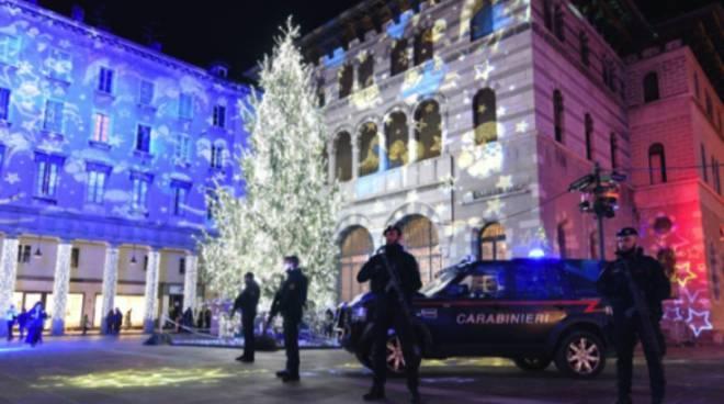 allerta terrorismo a como, arrivano le forze speciali carabinieri