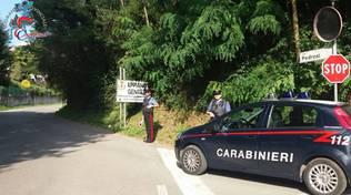 carabinieri appiano gentile posto di blocco