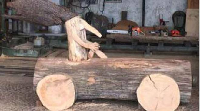 festa del legno 2017