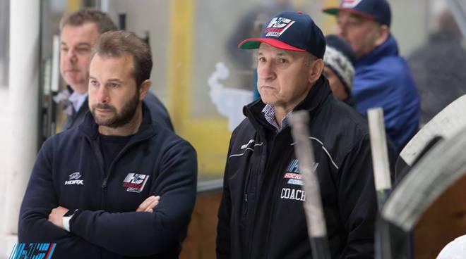 hockey como a varese e coach malkov