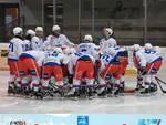 hockey como trasferta ad ora partita
