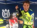 Jacopo Cerutti campione italiano motorally a Perugia