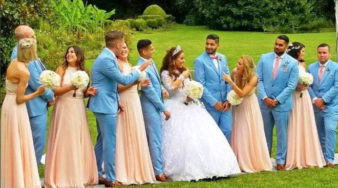 matrimonio vilal erba 1 milione