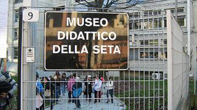 museo della seta ingresso