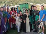 palio del baradello 2017 sfilata borghi