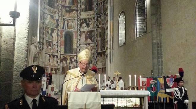 vescovo cantoni omelia sant'abbondio
