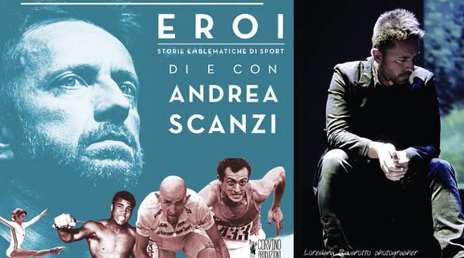 Andrea Scanzi Eroi
