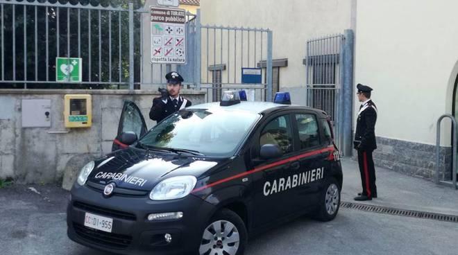 carabinieri stazione di turate esterno caserma