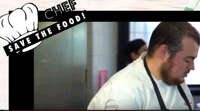 chef save the food