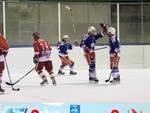 hockey como vince contro alleghe a casate