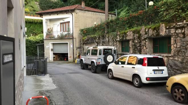 mario lavorgna ed i parcheggi a Capovico di Blevio: un problema