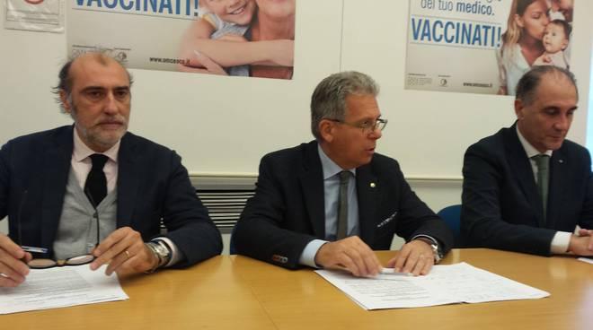 ordine dei medici vaccinazioni