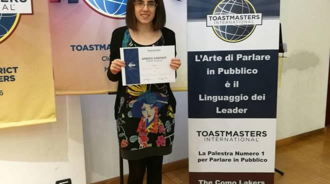 toastmasters como