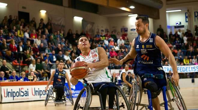 briantea84 basket in carrozzina debutto vincente in campionato