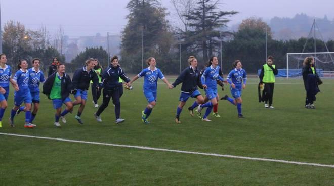como 2000 supera la marcon venezia al Lambrone calcio femminile serie b