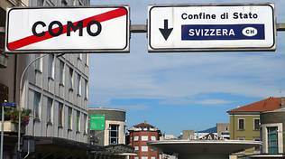 frontiera italia svizzera