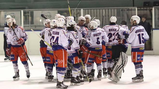 hockey como vittoria a casate contro ora