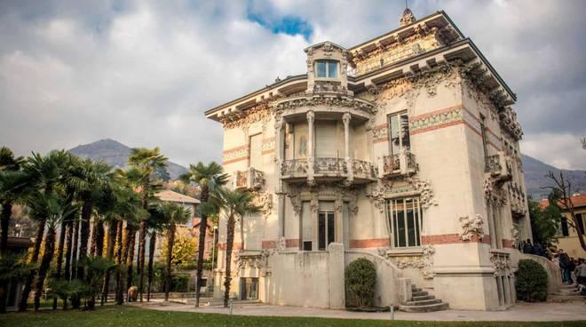 museo di villa bernasconi