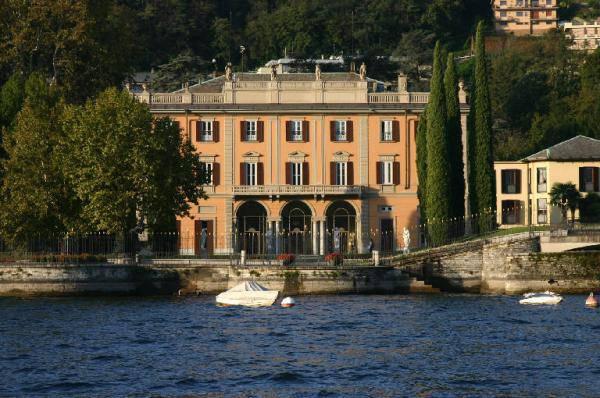 villa gallia dal lago