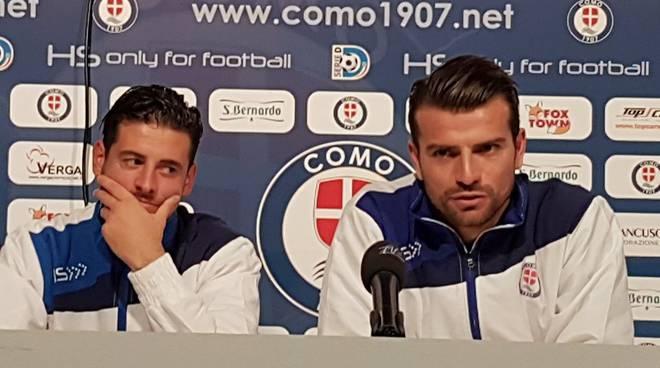 anelli e gentile conferenza stampa stadio