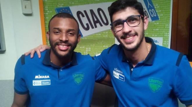 caio e ricardo brasiliani pool libertas cantù