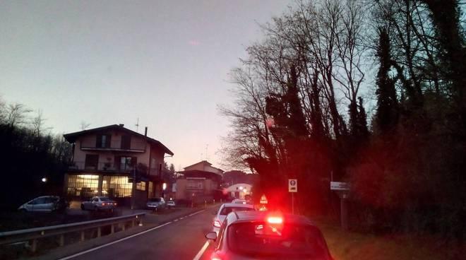 cantiere via como a cantù e piazza garibaldi riaperta traffico