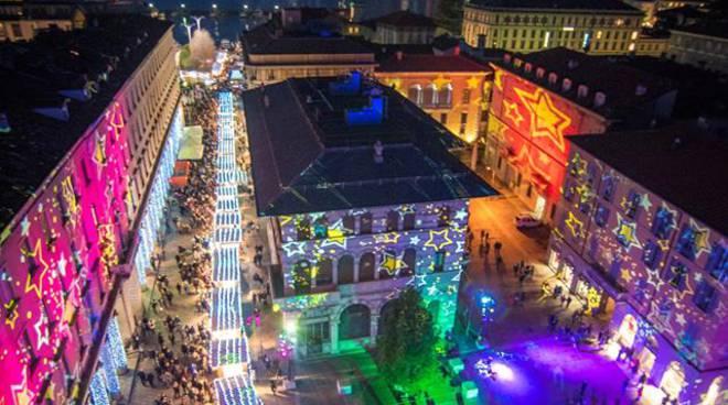 città dei balocchi dall'alto, foto più condivisa in queste ore