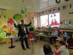 festa abio in ospedale sant'anna per piccoli