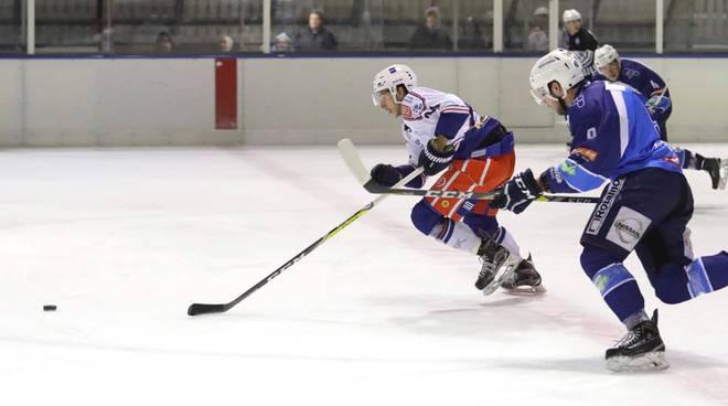 hockey como coppa italia ad Ora