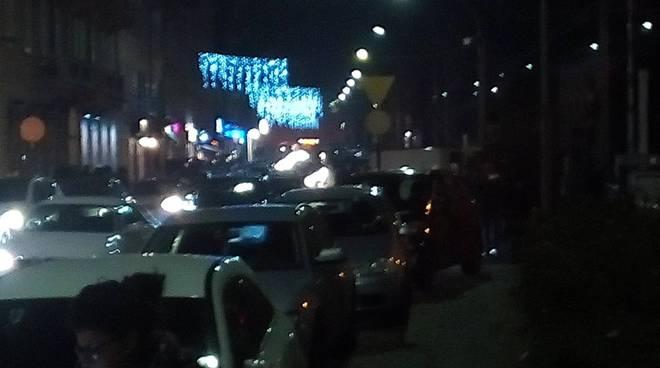 La magia dei Balocchi a Como, la rabbia del grande traffico