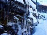 neve e vento al monte generoso