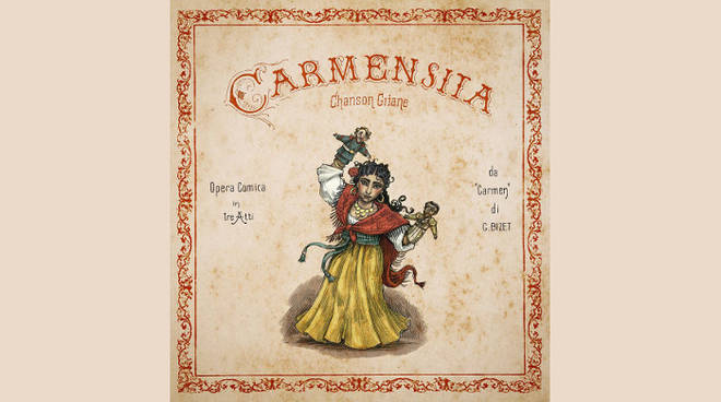 opera kids carmencita