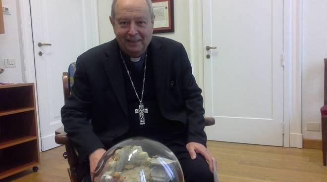 oscar cantoni vescovo di como auguri di natale
