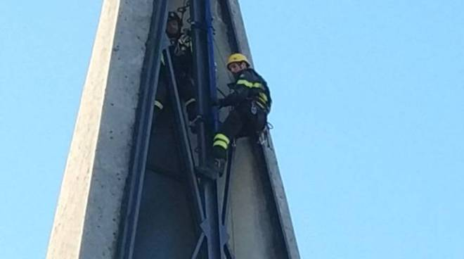 pompieri stelal cometa san giuseppe