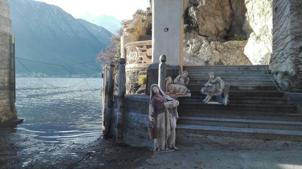 Presepi in Tremezzina nei luoghi più suggestivi