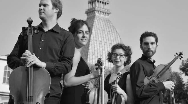 quartetto antonelliano