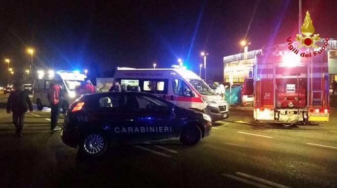 Schianto auto-camion a Saronno, morti tre ragazzi di Rovello Porro