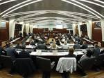 aula consiglio regionale di milano interno