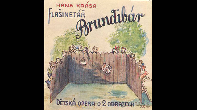 Brundibar teatro sociale
