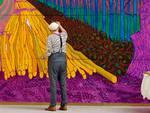 David Hockney cinema