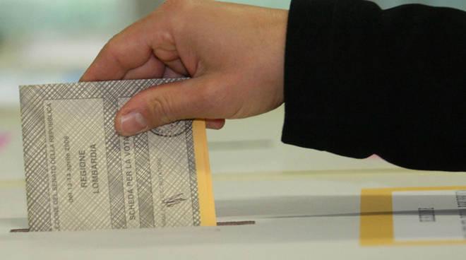 elezioni generica scheda elezioni camera e senato