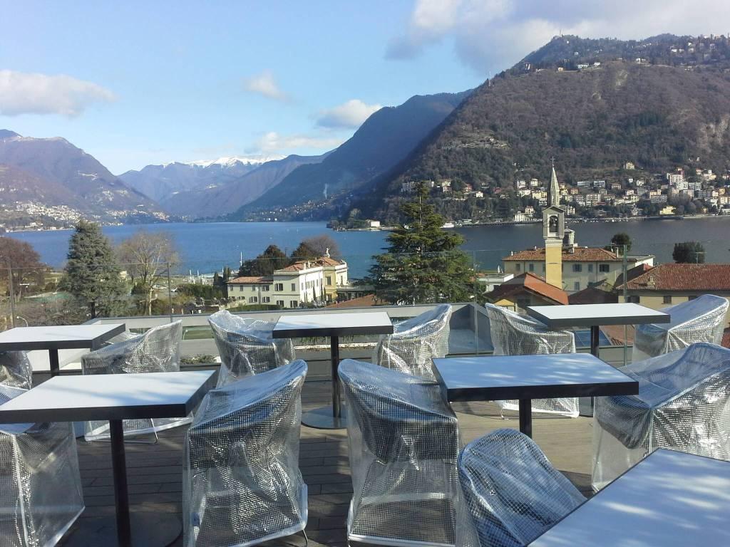 Le immagini del nuovo Hilton Lake Como in via Borgovico