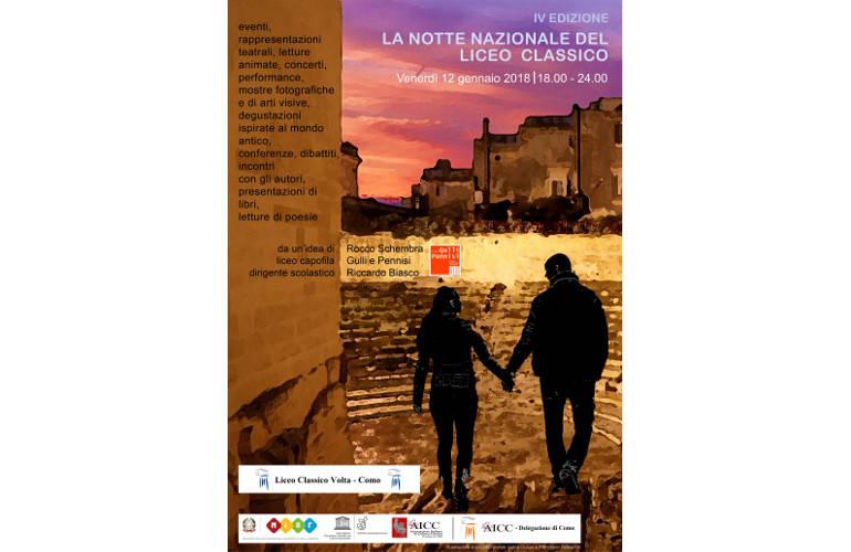Rieti, venerdì al Varrone la Notte Nazionale del Liceo Classico