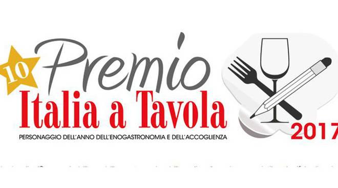 personaggio dell'anno italia a tavola